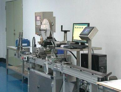injet number machine