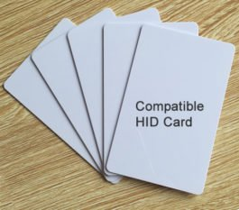 Compatible HID Card (125KHz)
