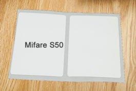 Mifare S50