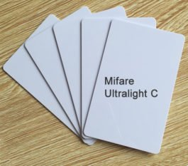 Mifare Ultralight C