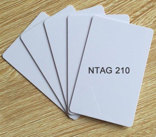 NTAG 210