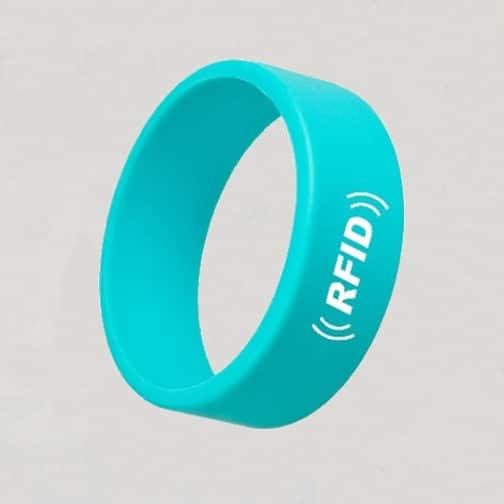 em4100 rfid wristband