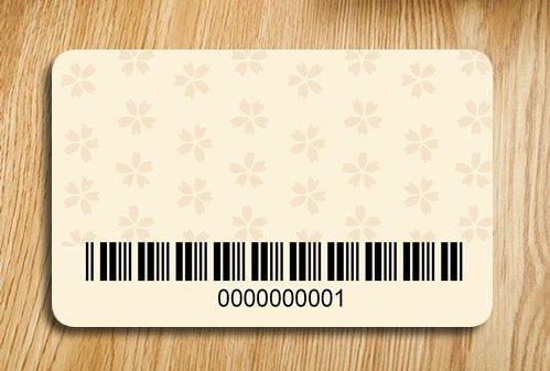 Barcode card 條碼卡