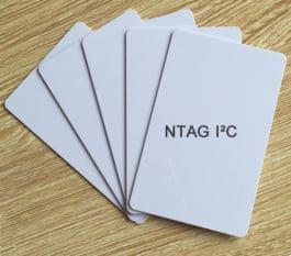 NTAG I²C